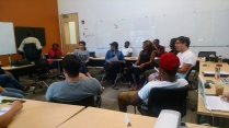 Socratic Seminar in practice