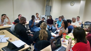 Socratic Seminar in practice