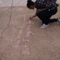Festival of the Arts: Sidewalk Poetry
